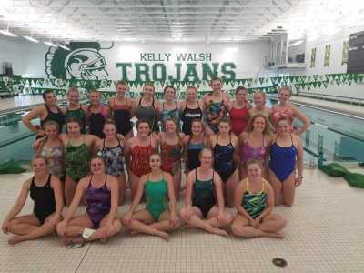 Girls Swim & Dive